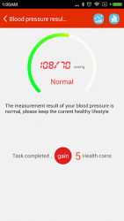 iCare Blood Pressure Monitor 2