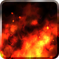 KF Flames  Live Wallpaper