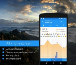 Klara weather APK 1