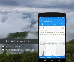 Klara weather APK 2