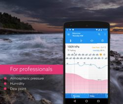 Klara weather APK 4