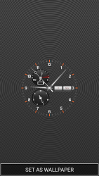 Live Clock Wallpaper 3