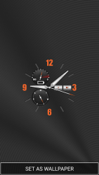 Live Clock Wallpaper 4