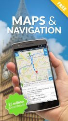 Maps, Navigation & Directions 3