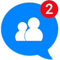 Messages, Text y Video Chat para Messenger