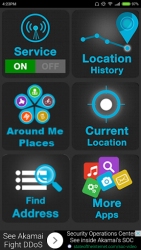Mobile GPS Location Tracker APK 2