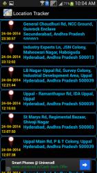 Mobile GPS Location Tracker 4