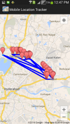 Mobile GPS Location Tracker APK 3