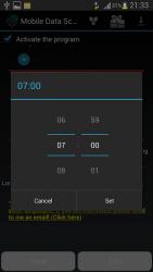 Mobile Internet Scheduler 3