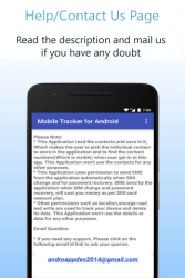 Mobile Tracker for Android 1