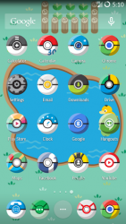 Monsterball Icon Pack Lite 2