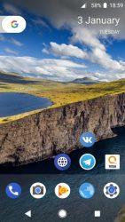 Nougat UI para Android BETA 3