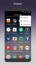 O Launcher 8.0 para Android O Oreo Launcher APK 3