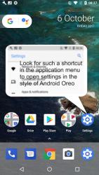 Oreo UI para Android BETA 3