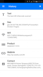QR & Barcode Scanner 1