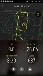 Running Distance Tracker + 2