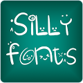 Silly fonts para FlipFont free
