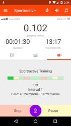 Sportractive GPS Running App APK 4