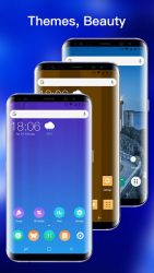 SS S8 Launcher para Galaxy S8 1