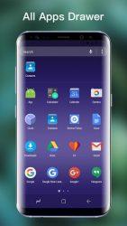 SS S8 Launcher para Galaxy S8 2