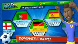 Stick Soccer 2 3