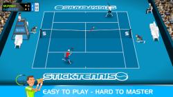 Stick Tennis APK 1