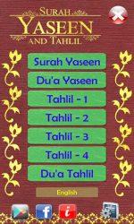 Surah Yaseen Audio y Tahlil 1