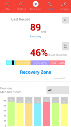 Unique Heart Rate Monitor APK 4