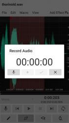 WavStudio Audio Recorder & Editor 1