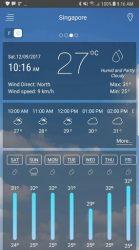 Weather app APK 3