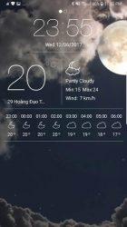 Weather app APK 4