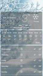 Weather forecast APK 4