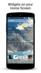 Weather Live with Widgets 1