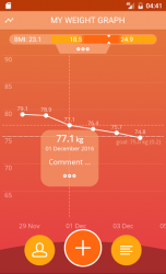 Weight Loss Tracker, BMI APK 1
