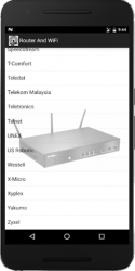WiFi Router Passwords 4