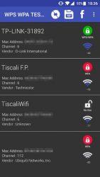 WIFI WPS WPA TESTER 2