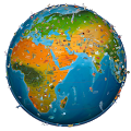 world Map Atlas 2017 APK